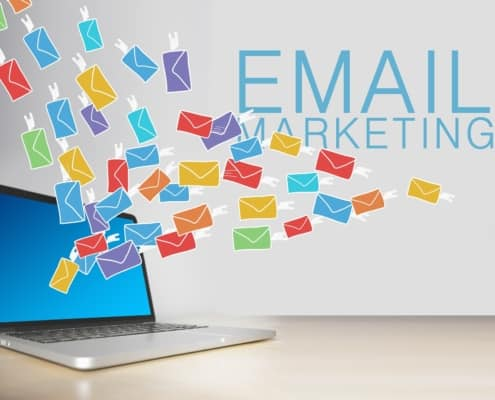 E-Mail Marketing Spam-Begriffe