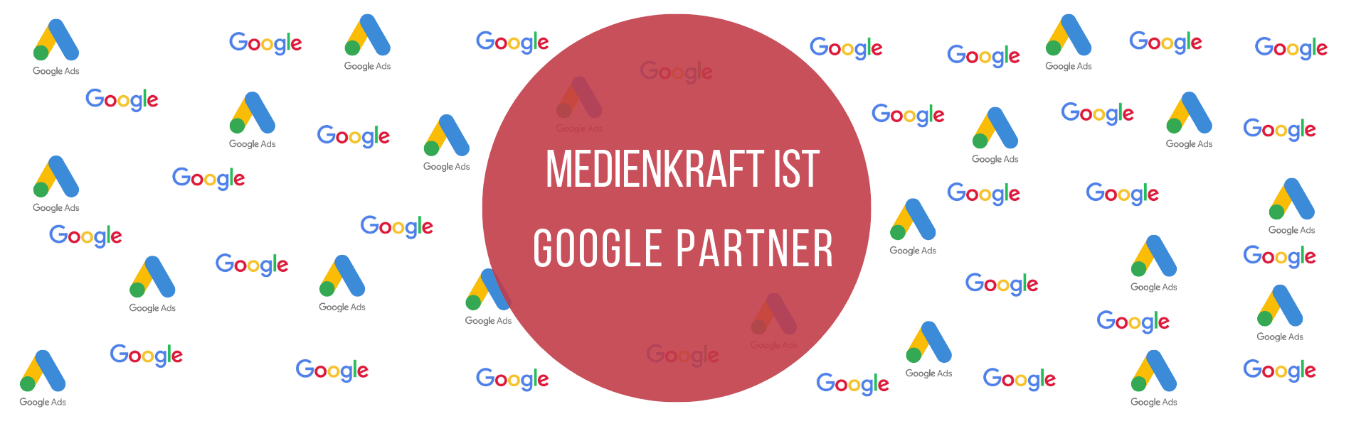 Medienkraft ist zertifizierter Google Partner