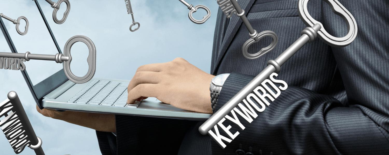 Keyword Recherche - Titelbild
