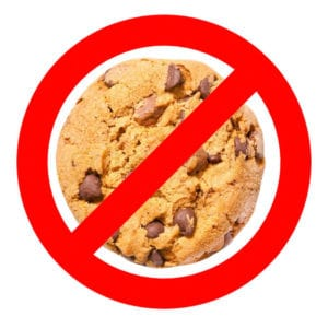 , Keine Kekse, wenig Spass!