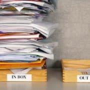 Zero Inbox - keine E-Mails im Posteingang