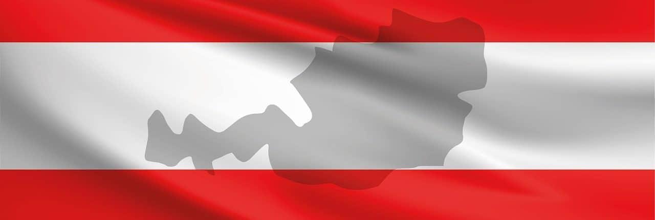 Domainlandkarte Österreich