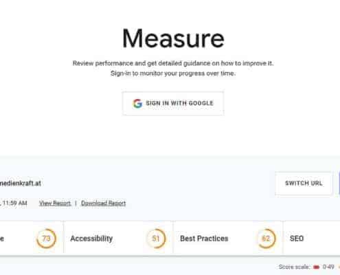 web.dev, web.dev – Neues SEO Tool von Google