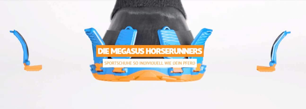 megasus, Megasus Horserunners Pferdeschuhe