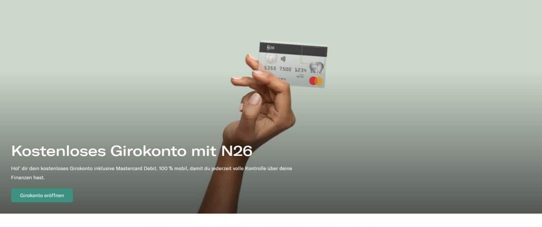 N26, N26 – eine mobile Bank bricht Rekorde