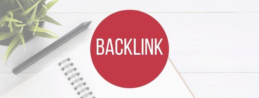 Backlink - Lexikonbeitragsbild