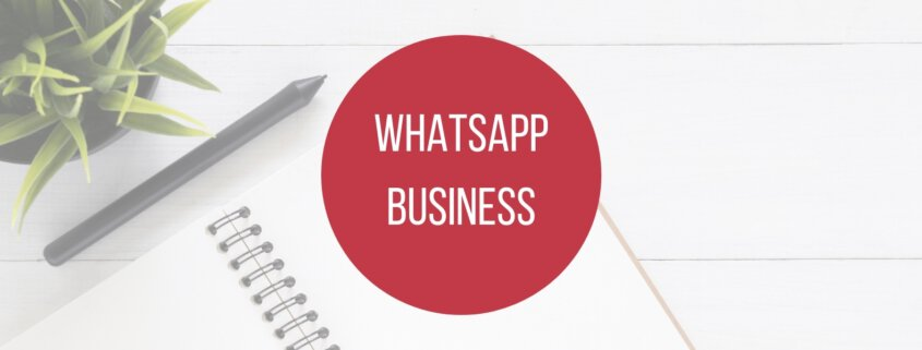 WhatsApp Business - Lexikonbeitragsbild