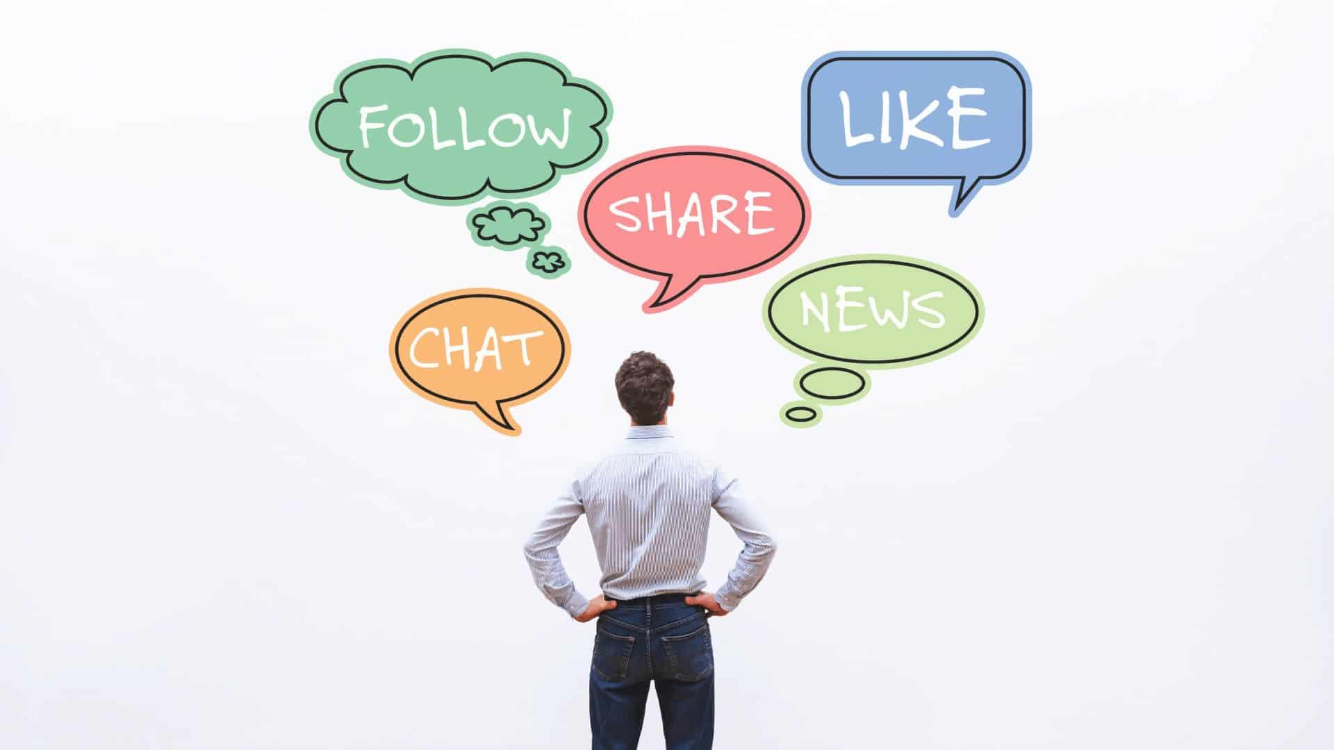 Social Media Marketing, social & video
