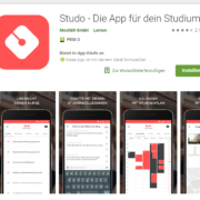 Studo App für Studierende