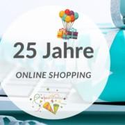 25 Jahre Online-Shopping