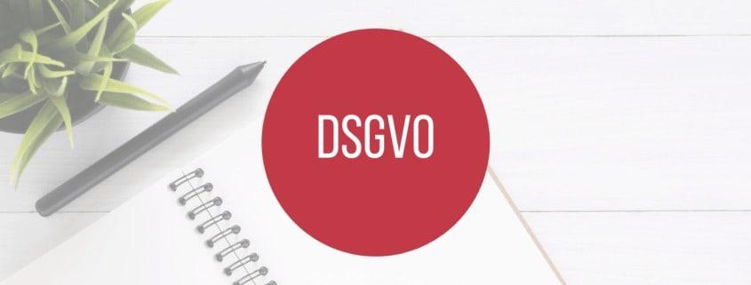 DSGVO - Titelbild