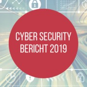 Cyber Security Bericht 2019