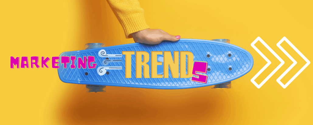 Marketing Trends - Beitragsbild