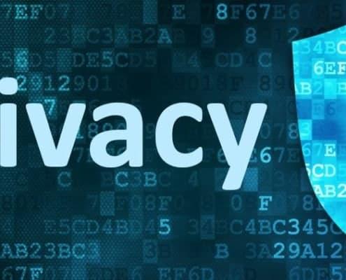 Privacy concept: