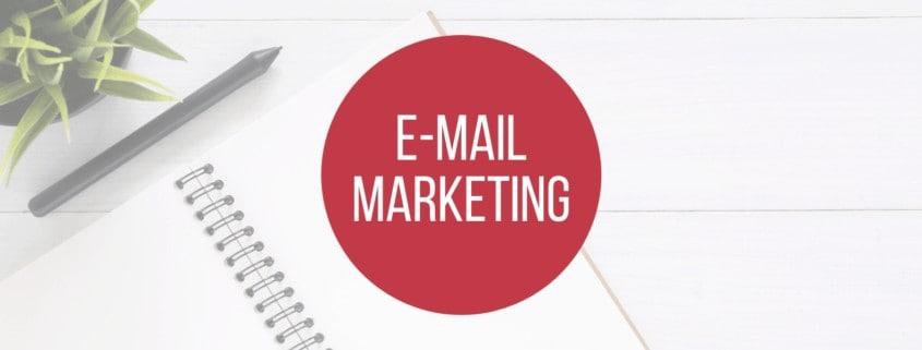 Herobild E-Mail Marketing