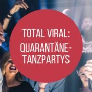 Mit Quarantäne-Tanzpartys zum Instagram-Shooting Star