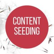 Content Seeding - so wird's gemacht!