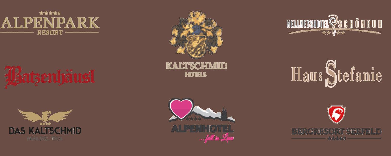 Kaltschmid Hotels Logos