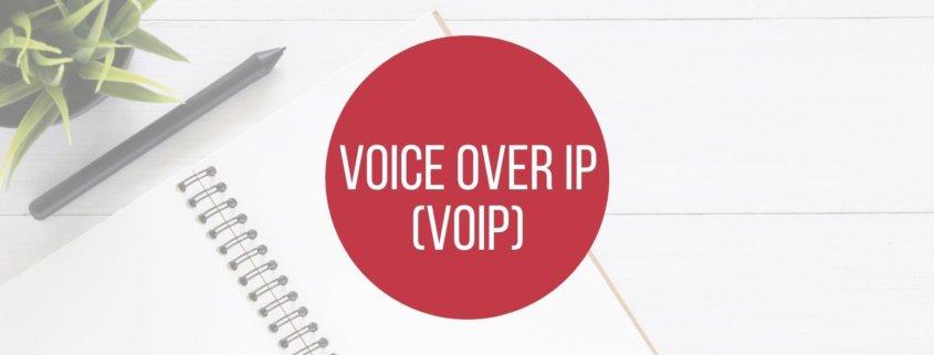 Voice over IP- VoIP-Lexikon