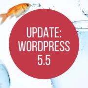 """Wordpress 5.5 """"Eckstine"""" – Was ist neu?"""