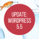 WordPress 5.5 Update Eckstine_Herobild