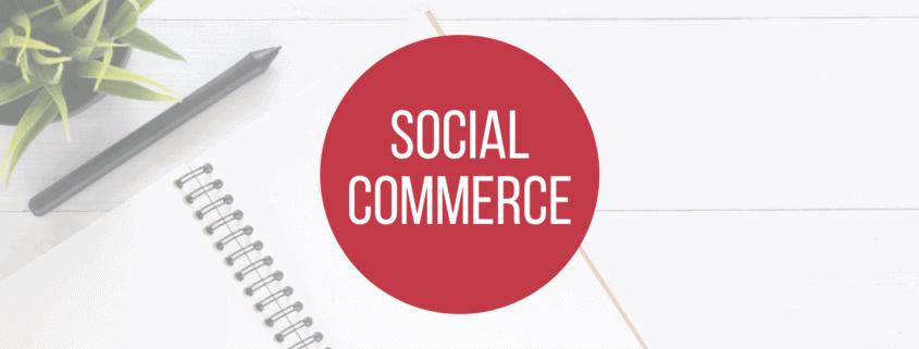 Social Commerce - Herobild
