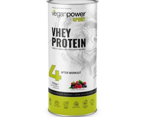 vegan power, Vegane Proteine für optimale Leistung