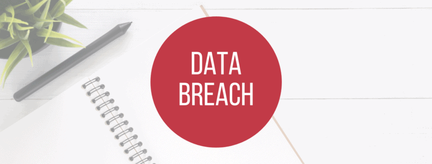 Data Breach - Titelbild