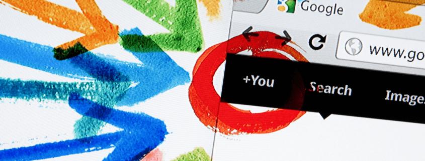 Google Plus - Titelbild