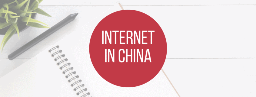 Internet in China - Titelbild